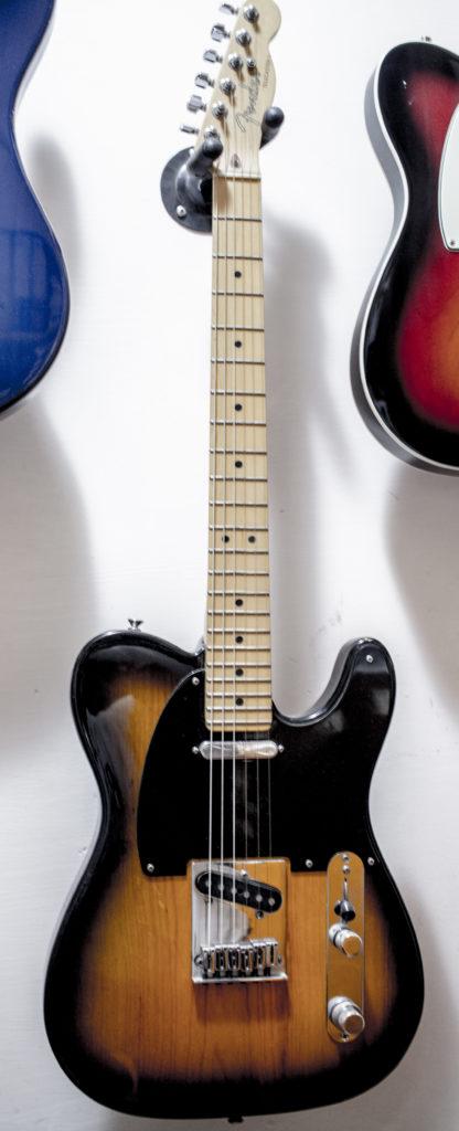 Telecaster Fender usata