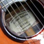 Ballabio - chitarra liuteria classica