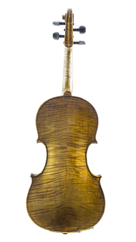 Cocchioni, violino antico italiano