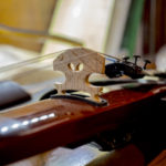 violino usato elettrico Yamaha sv 200