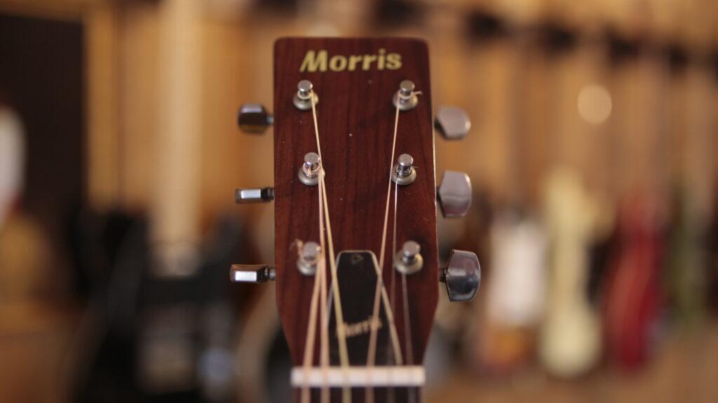 chitarra Morris vintage