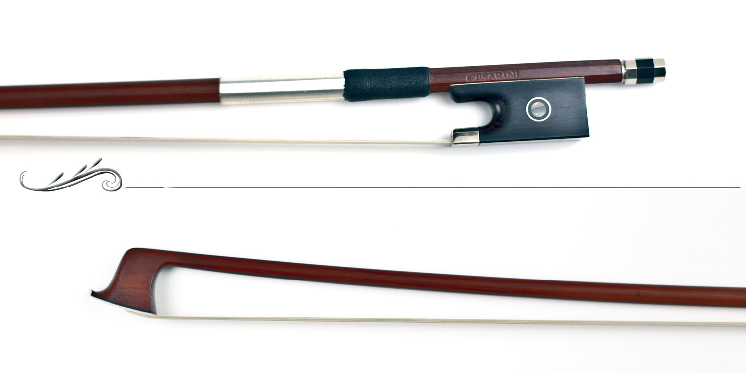 (VCP44) Pernambuco violin bow for violin Cesarini Selected
