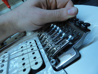 Floyd Rose manteinance