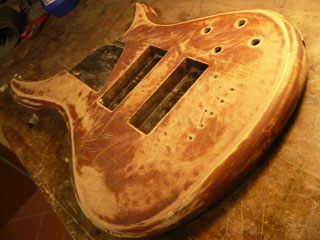 Building Guitars