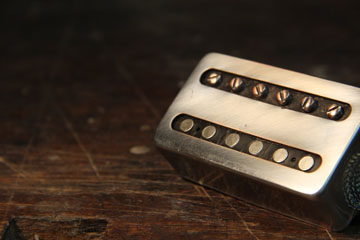 Cesarini handcrafted pickups