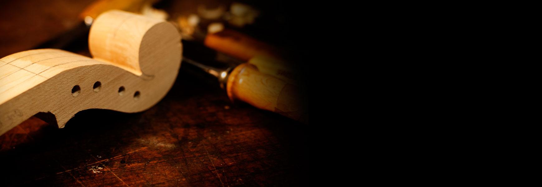violons artesanales