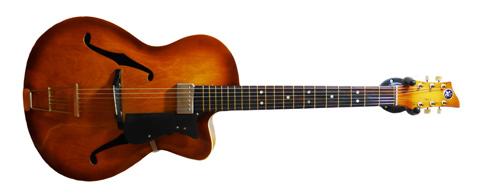 chitarra modello C-Hofner