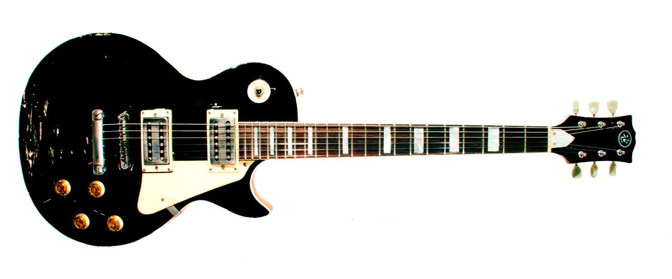 Custom handmade guitars C-MOP