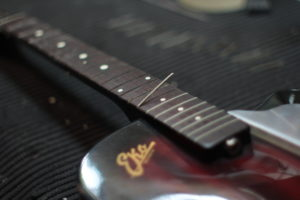 chitarra semi acustica EKO 100