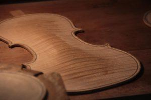 Costruzione violino