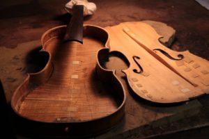Violino restauro