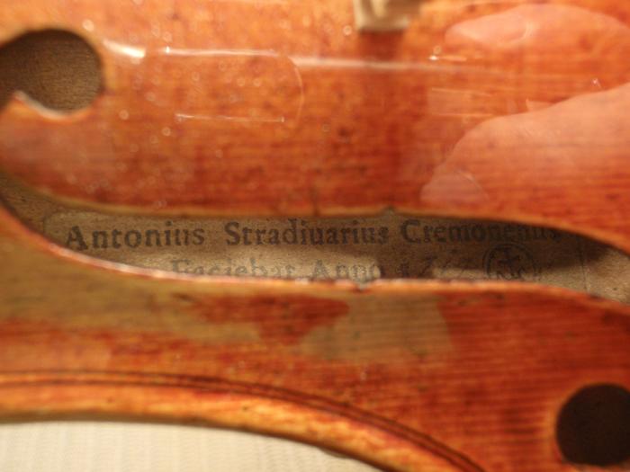 Antonius Stradivarius Cremonensis