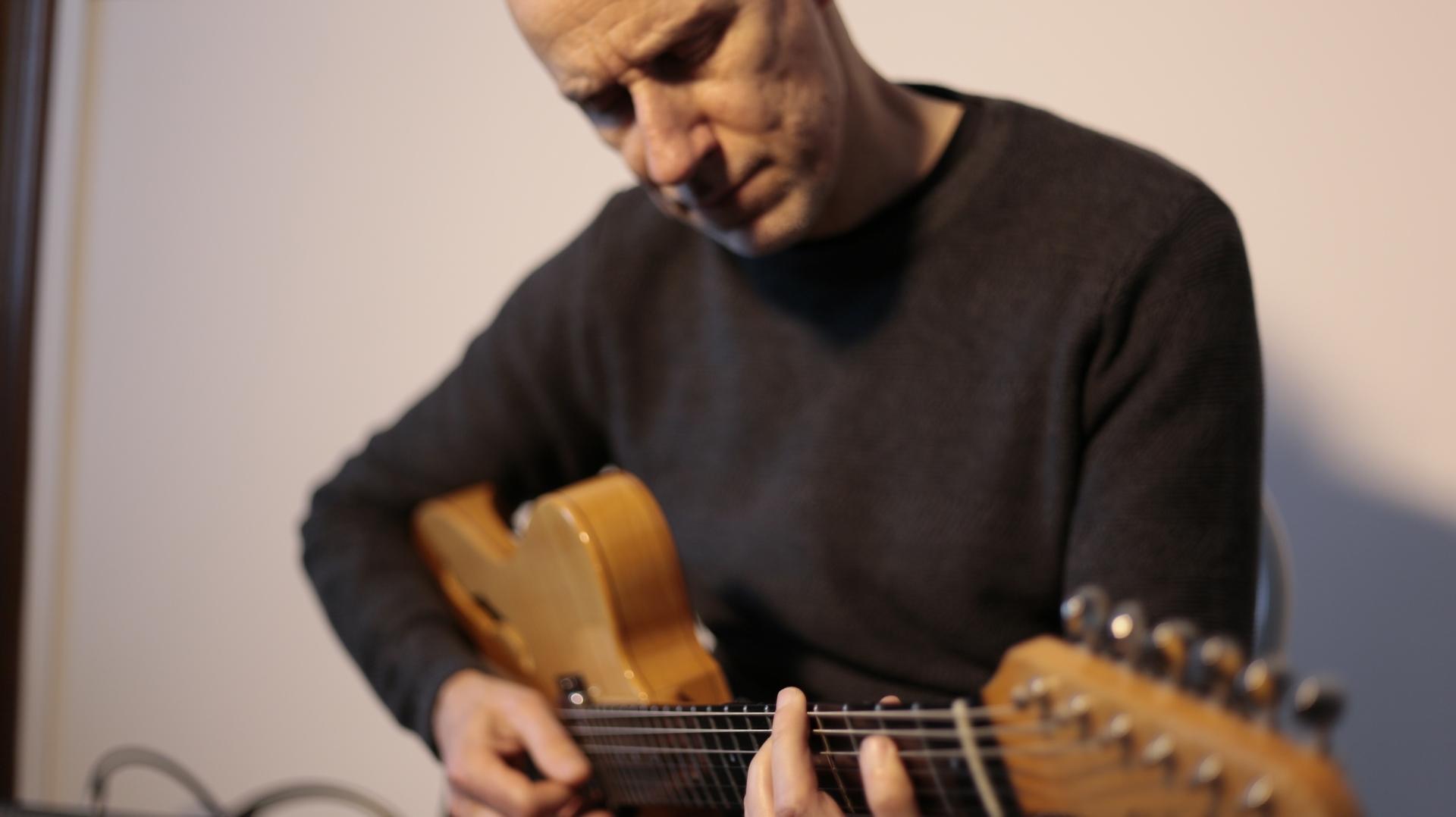 Umberto Fiorentino chitarra
