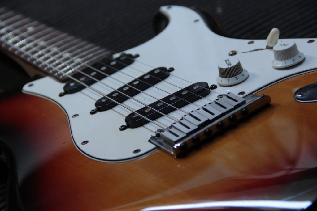 Stratocaster Stefano Cerisoli + pickup Cesarini C - Shapely