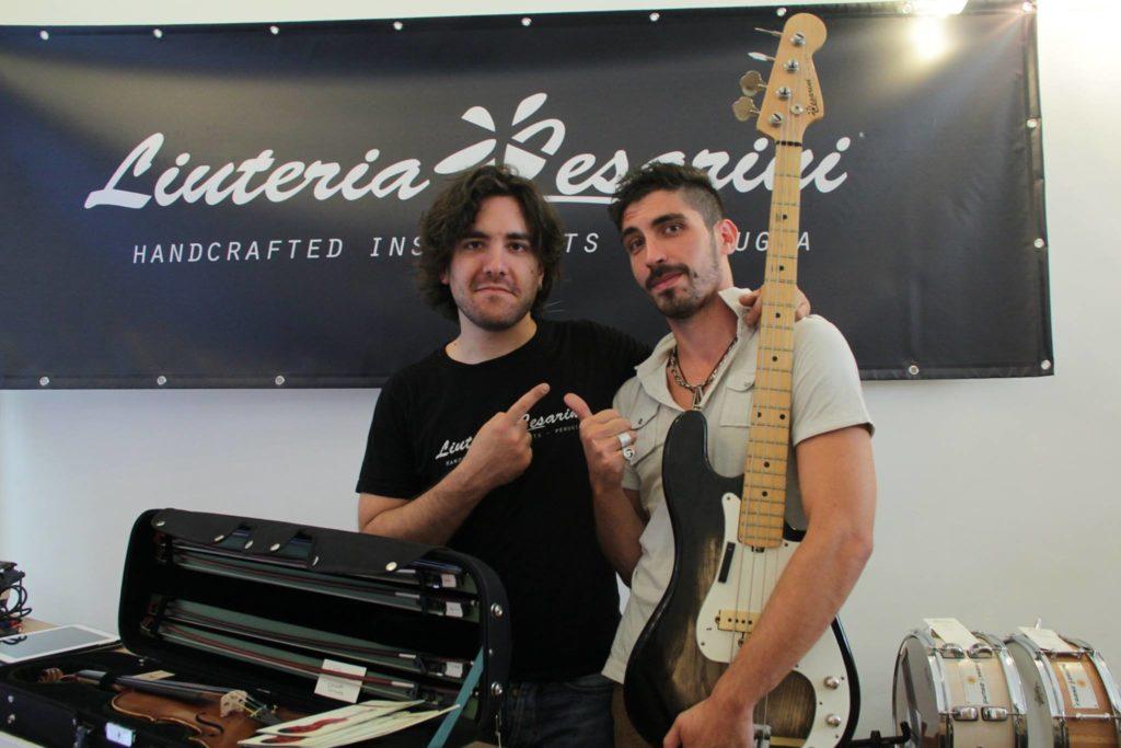 Giacomo Rossetti Negrita con Cesarini