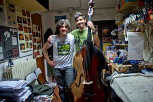 Federico Cesarini and Giacomo Rossetti Rost