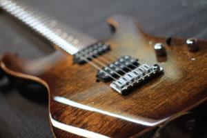 polish per chitarra elettrica