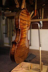 polish per violino