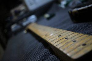 cambiare tasti chitarra