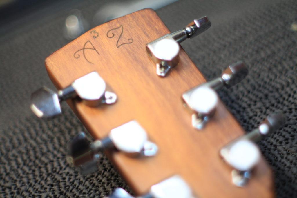 dedica chitarra
