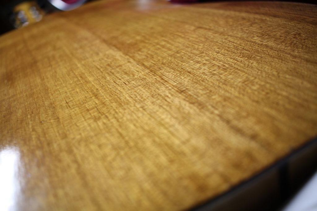 Restauro chitarra