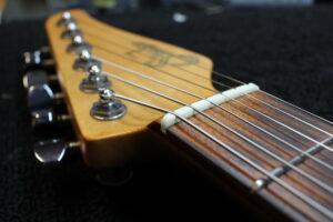 Cambio tasti chitarra