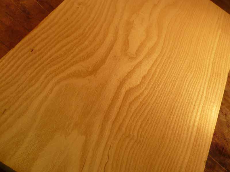 Frassino leggero (Swamp ash), monoblocco