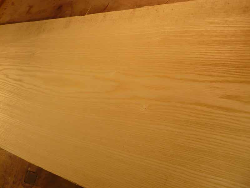 Frassino leggero (Swamp ash), per manici