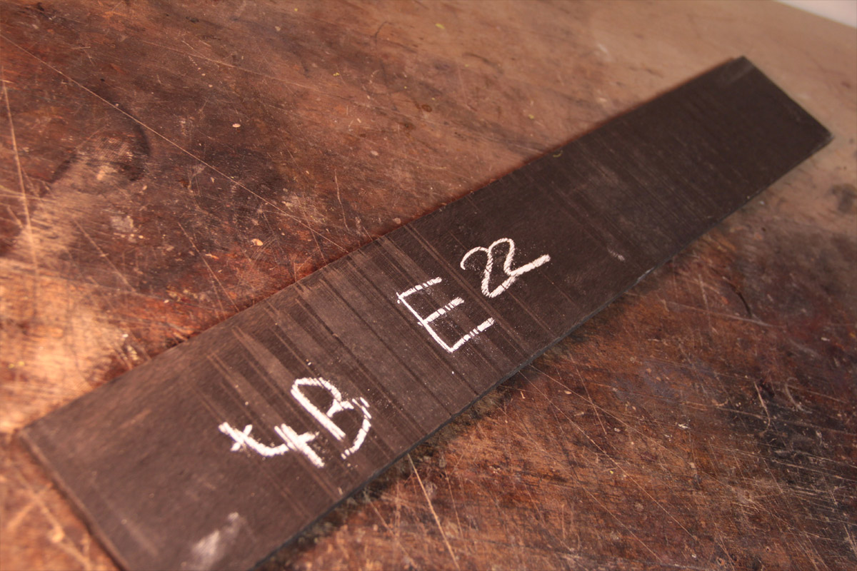 Ebano, per tastiere, 2002