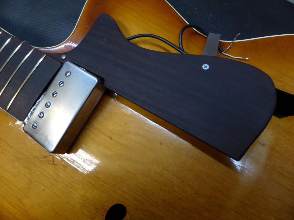 Battipenna custom, elettronica nascosta