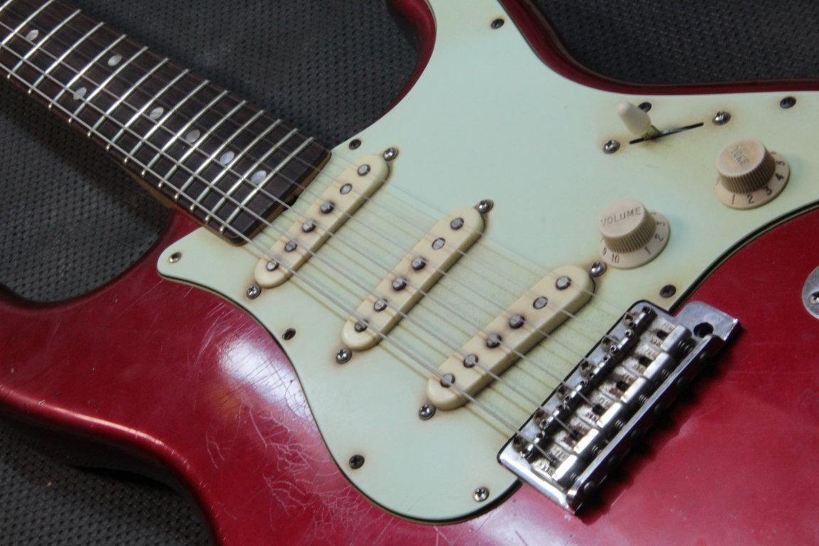 Stratocaster custom shop