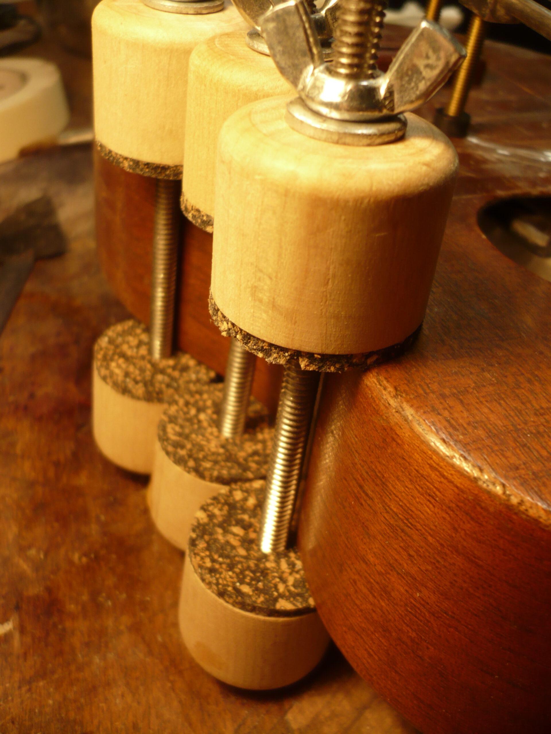 Vintage ukulele restoration