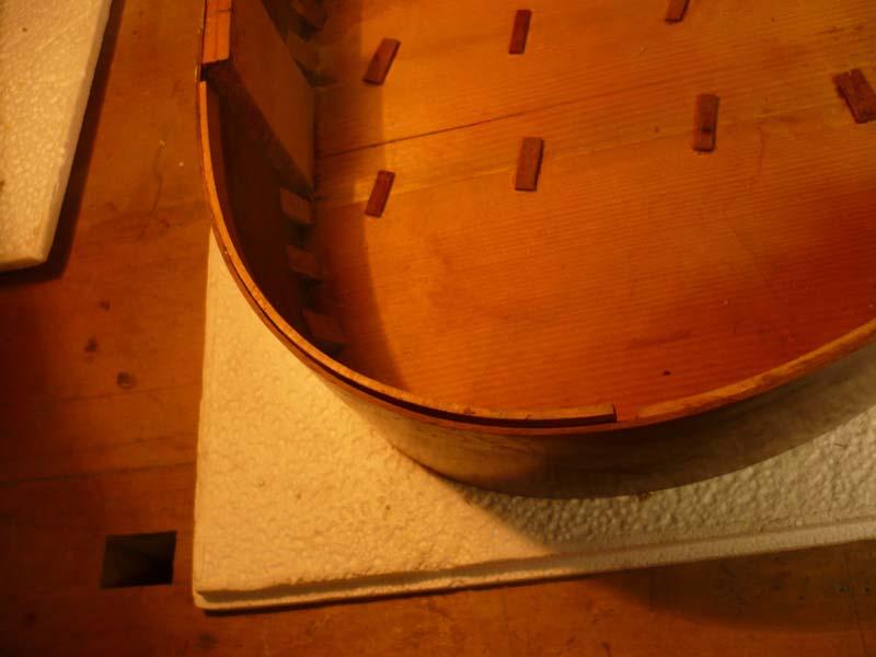 Salvador Ibanez inlay restoration