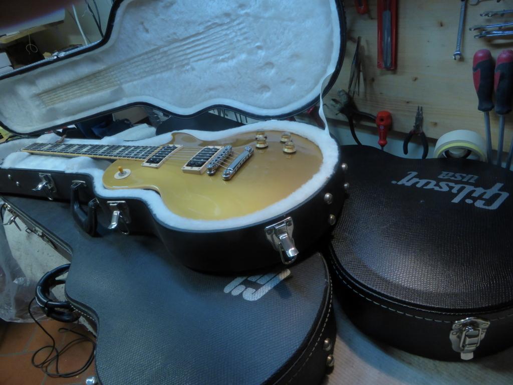 Gibson Les Paul liuteria