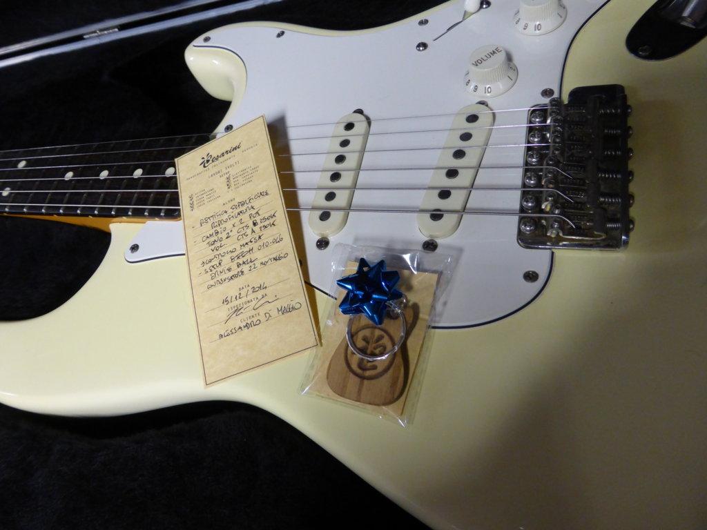 stratocaster Fender da riverniciare