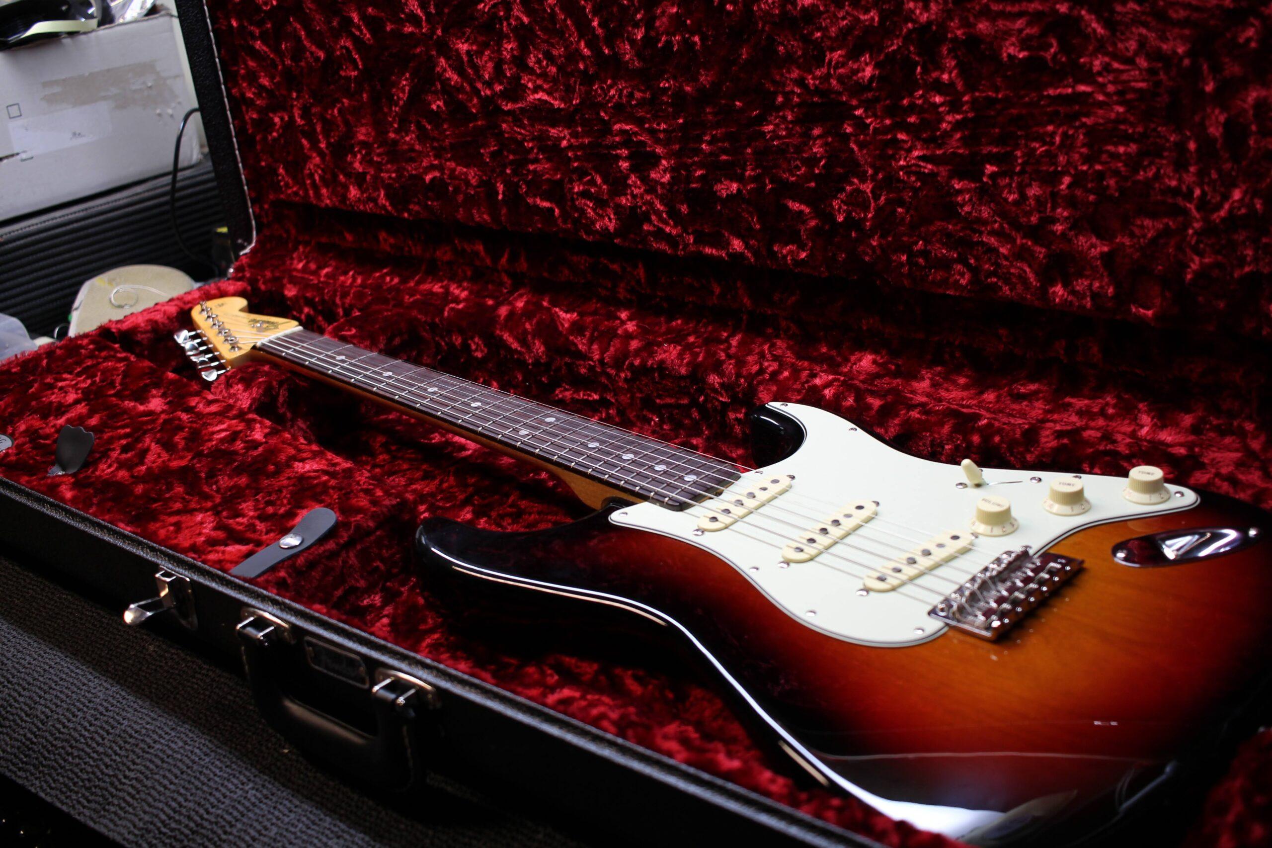 Fender Custom Shop 2019 setup